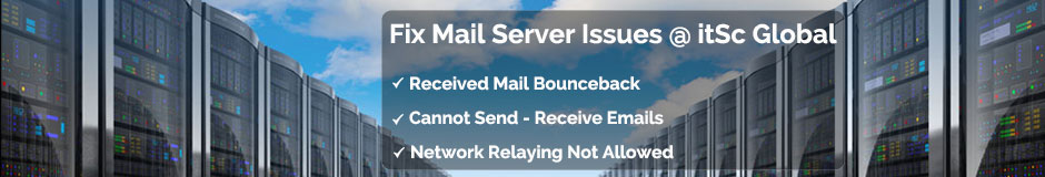 mail server issues